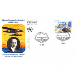 FDC - Pierre-Georges...