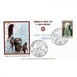 FDC - Journée du timbre,...