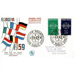 FDC - 4e emission Europa -...