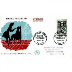 FDC - Pierre Fauchard, 1er...