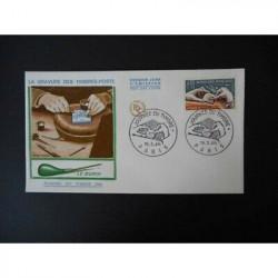 FDC - Journée du timbre 66,...