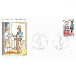 FDC - Journée du timbre, Le...