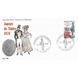 FDC - Journée du timbre...