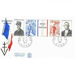 FDC - Général de Gaulle -...