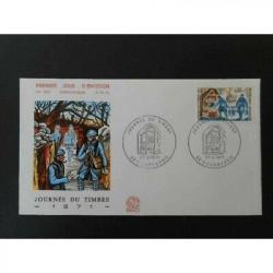 FDC - Journée du timbre -...