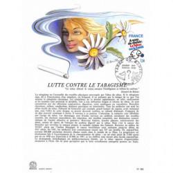 Encart papier glacé - Lutte...