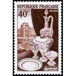 Timbre de France N° 972...