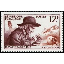 Timbre de France N° 1055...