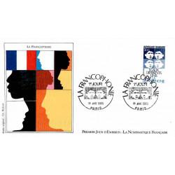 FDC LNF - La Francophonie -...