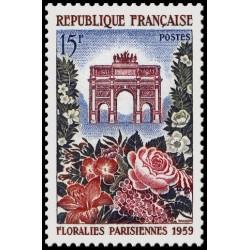 Timbre de France N° 1189...