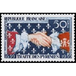 Timbre de France N° 1223...