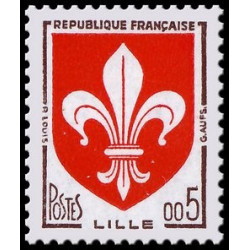 Timbre de France N° 1230