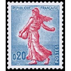 Timbre de France N° 1233