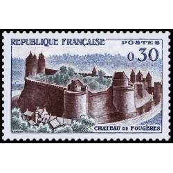 Timbre de France N° 1236