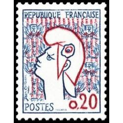 Timbre de France N° 1282