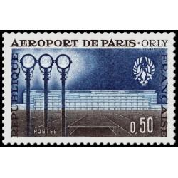 Timbre de France N° 1283
