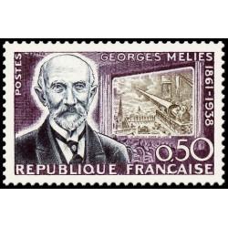 Timbre de France N° 1284