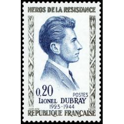 Timbre de France N° 1289