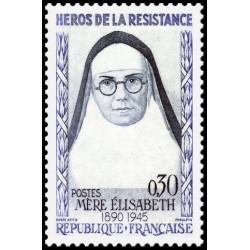 Timbre de France N° 1291