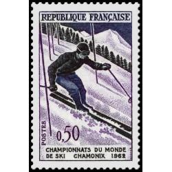 Timbre de France N° 1327...