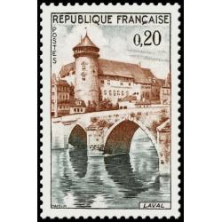 Timbre de France N° 1330...