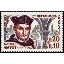 Timbre de France N° 1370...