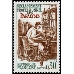 Timbre de France N° 1405