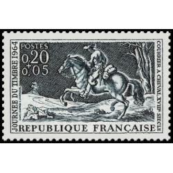 Timbre de France N° 1406