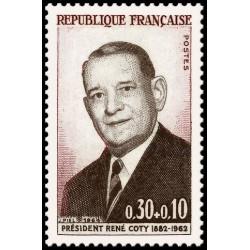 Timbre de France N° 1412