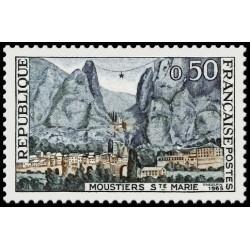 Timbre de France N° 1436