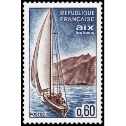 Timbre de France N° 1437