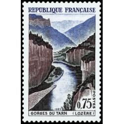 Timbre de France N° 1438
