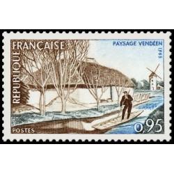 Timbre de France N° 1439