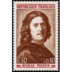 Timbre de France N° 1443