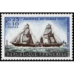Timbre de France N° 1446