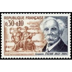 Timbre de France N° 1473