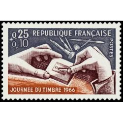 Timbre de France N° 1477
