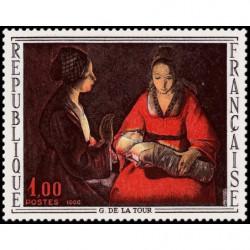 Timbre de France N° 1479