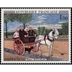 Timbre de France N° 1517...