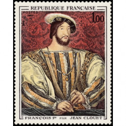 Timbre de France N° 1518...
