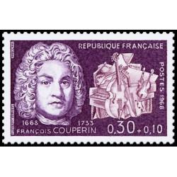 Timbre de France N° 1550