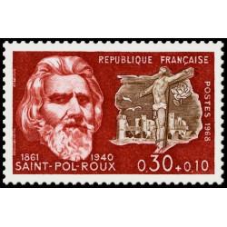 Timbre de France N° 1552