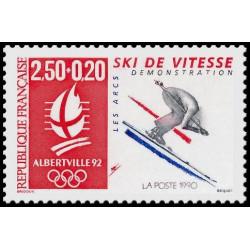 Timbre de France N° 2739
