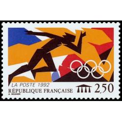 Timbre de France N° 2745
