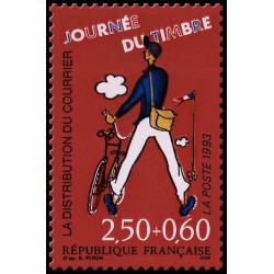 Timbre de France N° 2792
