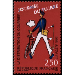 Timbre de France N° 2793