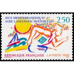 Timbre de France N° 2795