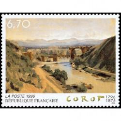 Timbre de France N° 2989