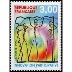 Timbre de France N° 3043