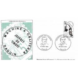 FDC LNF - Journée du timbre...